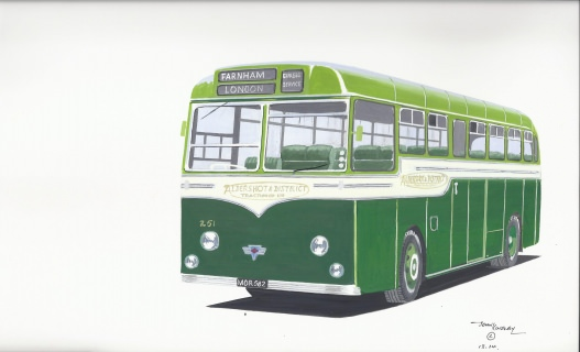 The A.E.C. Reliance gallery