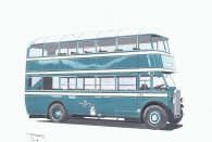Leeds city transport transport art collections Silver star motors doncaster