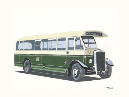 The Leyland Tiger gallery