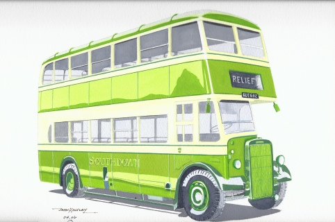 The Leyland Titan gallery