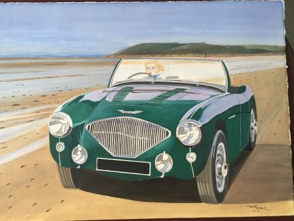 The Austin Healey Gallery